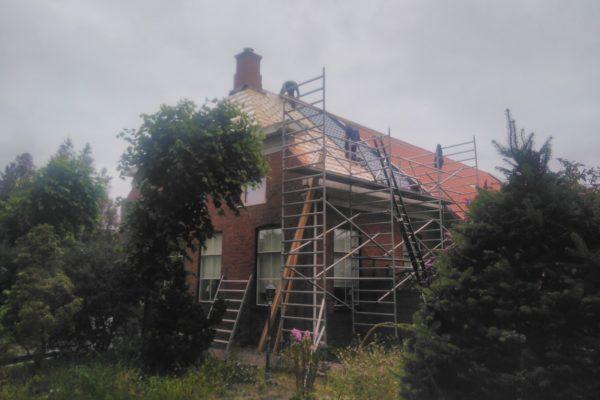 Dakrenovatie dakpannen vervangen